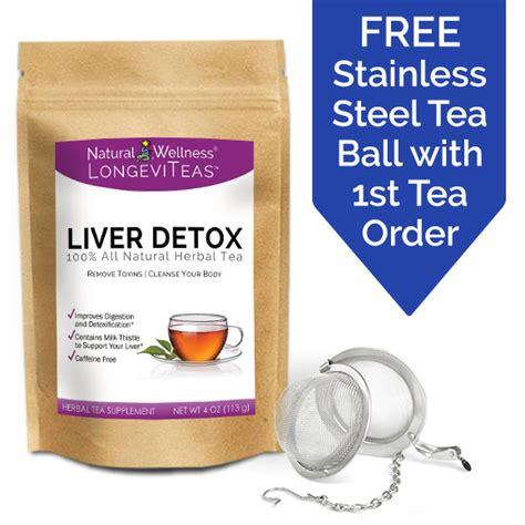 Liver Detox Tea Reviews by Organic Liver Detox Tea Wellness