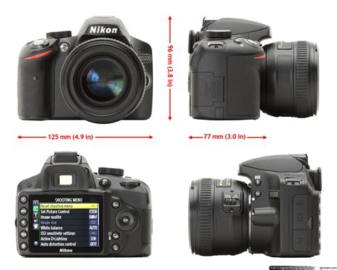d3200 nikon nikon d3200 review digital photography review