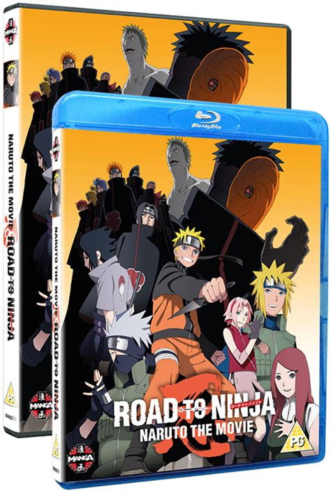 film naruto road to ninja naruto the movie road to ninja on blu ray and dvd