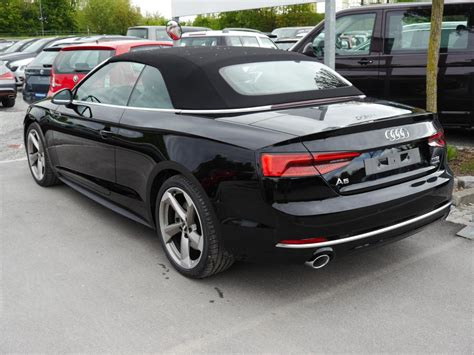 Audi A5 2 0 Tfsi Verbrauch by Audi A5 Cabrio 2 0 Tfsi Sport S Line Gebrauchtwagen