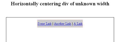 div horizontal align html align divs horizontally