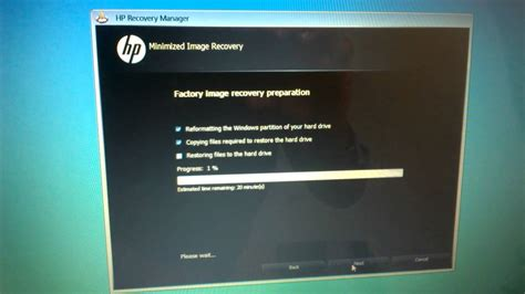 format your laptop windows 8 format hp laptop using recovery media usb flash