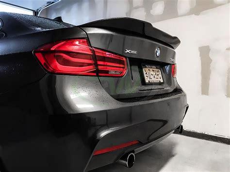 bmw 335i spoiler bmw f30 f80 m3 gtx carbon fiber trunk spoiler 328i 335i