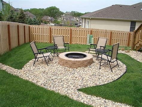 backyard and grill interesting 17 diy fire pit and patio ideas to try