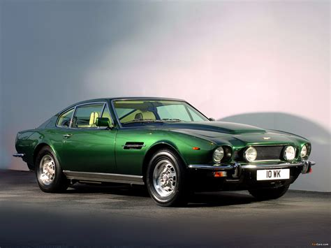 Tuning Aston Martin V8 Vantage Coupe 1977 online, accessories and spare parts for tuning Aston