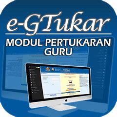 egtukar online portal rasmi rayuan egtukar pertukaran guru online mobile