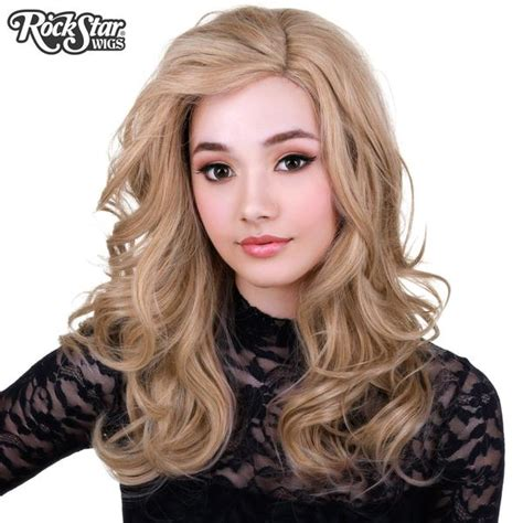 Daily Hair Clip Jm08 Light Brown Wave Ullzhang Wig Extension Import lace front gal light medium mix 00575 rockstar wigs