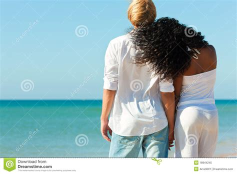 Cauple Senny on in summer royalty free stock photo image 18844245