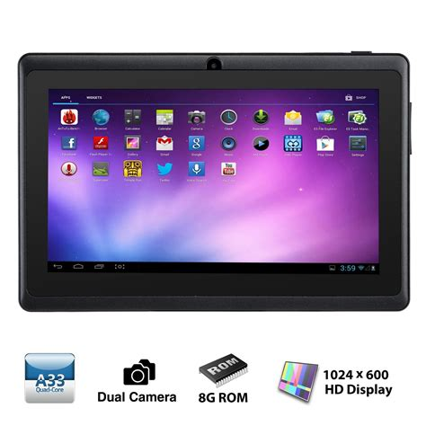 Tablet Android Advan X7 alldaymall a88x 7 inch tablet pc android 4 4