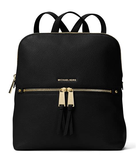 Tas Ransel Michael Kors Mk Rhea Mini Backpack Original michael kors rhea backpack black mkwholesale