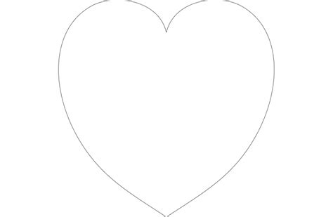 heart outline dxf file   axisco