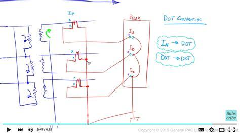 current transformer diagram wiring diagram with description