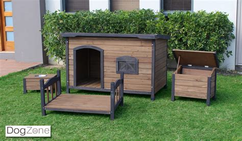 flat roof dog house pet house direct