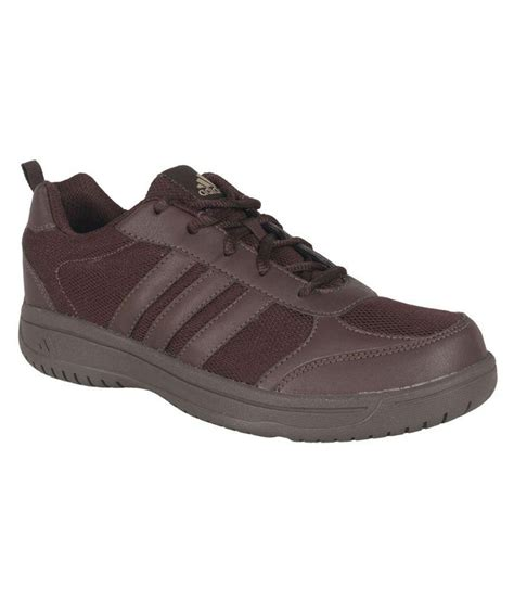 brown sport shoes adidas brown cus sports shoes buy adidas brown cus