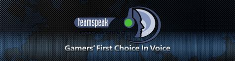 best teamspeak host team speak 3 servers host