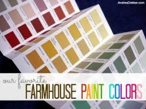 farmhouse paint colors our favorite farmhouse paint colors andrea dekker