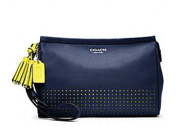 Coach Corner Zip Wristlet Wallet Large Preloved Category Essential Corner