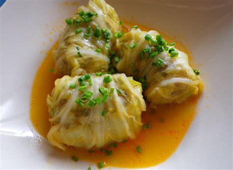 recetas de cocina con col receta egipcia de col mahasy