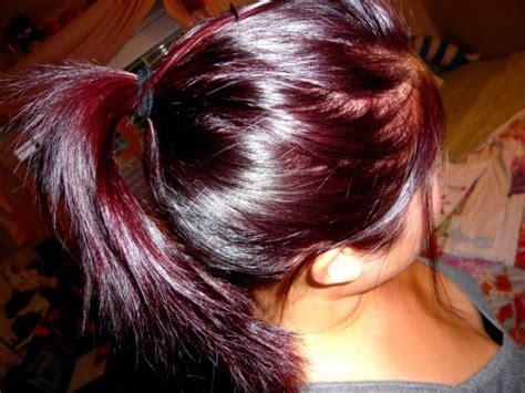 maroon hair color plum burgundy brown hair color newhairstylesformen2014 com