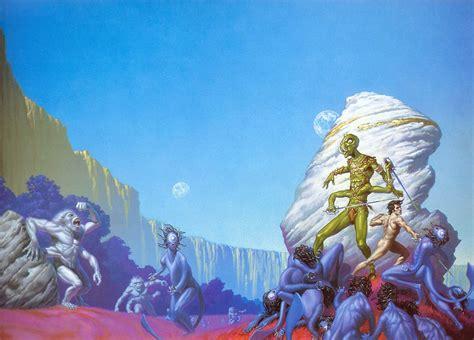 The Gods Of Mars the gods of mars michael whelan wallpaper image