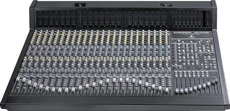 Mixer Behringer Mx 9000 behringer eurodesk mx9000 image 767940 audiofanzine