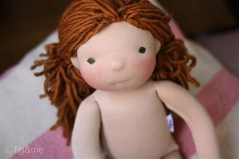 How To Make Handmade Dolls - the handmade doll business fig me