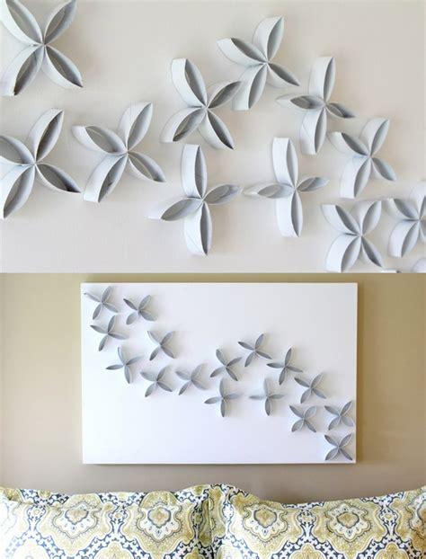 vaso igienico tutorial flores con tubos de papel todo bonito