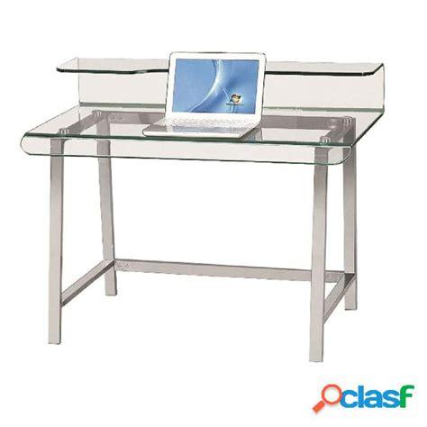 scrivania vetro curvato scrivania vetro temperato offertes febbraio clasf