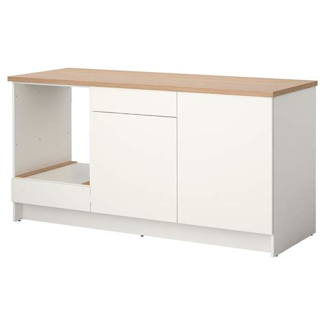 ikea kitchen base cabinet knoxhult base cabinet with doors and drawer white 180 cm ikea
