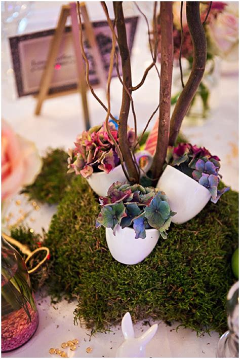 French Chic Home Decor by Magical Alice In Wonderland Themed Wedding