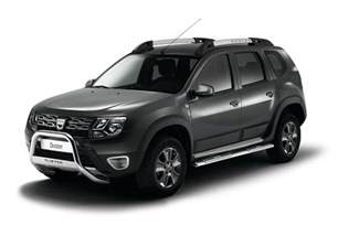 Renault Duster Dacia New Dacia Duster 1 2 Tce Detailed Autoevolution