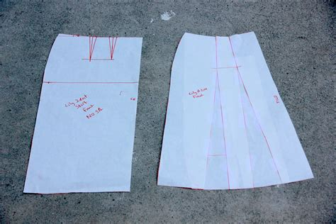 pattern drafting a line skirt pattern drafting simple boned bodice a line dress
