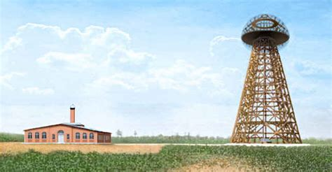 Tesla Free Energy Tower Free Energy Nikola Tesla