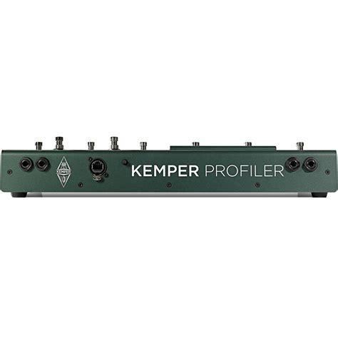 kemper profiler guitar rack kemper profiler remote