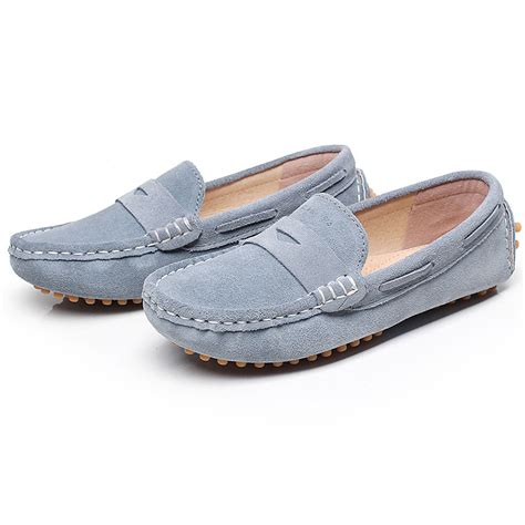 loafers boys boys loafers moccasins shoes breathable leather slip