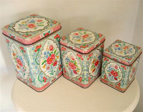 pink kitchen kanister set 78 best images about daher tins on tea caddy
