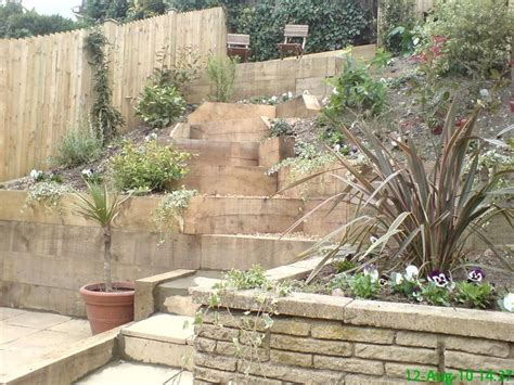 steep hill backyard ideas landscaping a yard with a hill dramaticideal landscaping