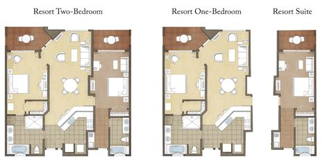 villa floor plans the villas residences at arizona grand
