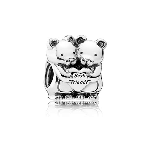 best buddies charm pandora uk pandora estore