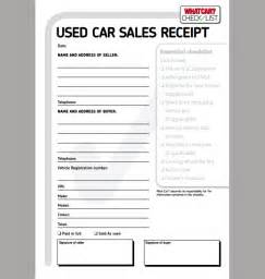 car sales invoice template uk used car sales invoice template uk invoice exle