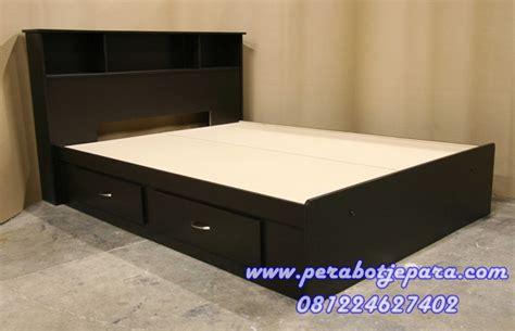 Tempat Tidur Minimalis Laci tempat tidur minimalis murah perabot jepara perabot