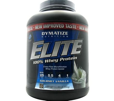 Elite Whey Dymatize dymatize elite whey by dymatize nutrition review protein
