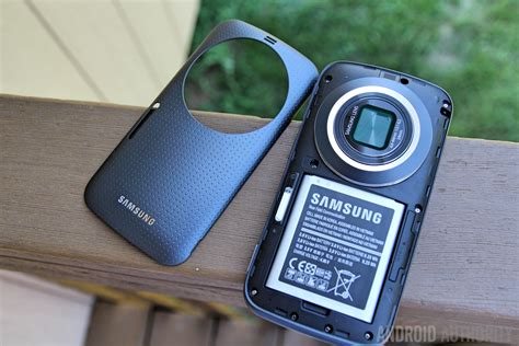 Samsung Zoom by Samsung Galaxy K Zoom Review