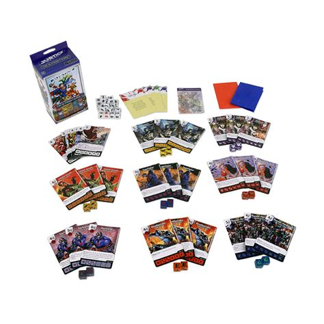 Where Can I Get A Justice Gift Card - dc dice masters justice league dice masters