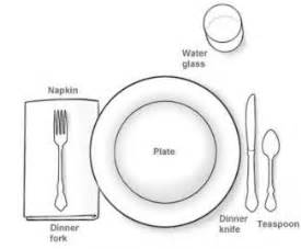 How To Set Up A Table by Best 20 Table Setting Etiquette Ideas On Pinterest