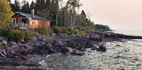 Lake Superior Cabins by Cabin Lake Superior J