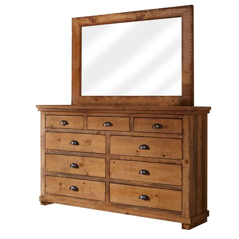 Distressed Bedroom Dressers Willow Distressed Pine Dresser Progressive Furniture Dressers Chests Dressers Bedroom Fu