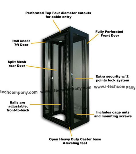 top hp 42u rack dimensions p45 in modern home decoration 42u 80 quot h x 24 quot w x 32 quot d server rack cabinet enclosures