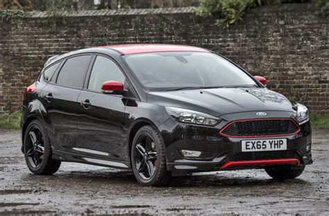 review ford focus zetec s black edition 2016
