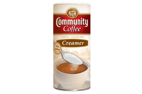 More   11 oz. Non Dairy Creamer   Community Coffee